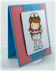Nurse Card CC Designs