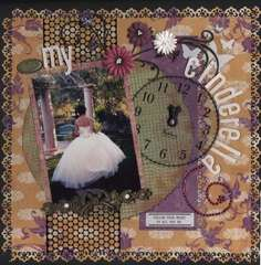 MY CINDERELLA... WHIMSY MARCH KIT