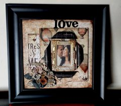 Love Shadow box