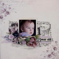 1 Year Old - C'est Magnifique April Kit