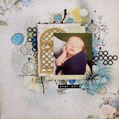 Blue Fern Studios - Baby Boy