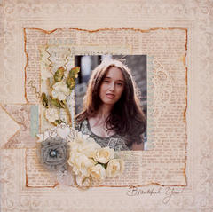 Beautiful You - C'est Mgnifique Dec Kit
