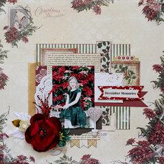 December Memories - C'est Magnifique Dec Kit