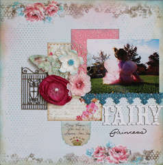 Fairy Princess - C'est Magnifique September Kit