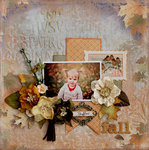 Fall - C'est Magnifique Nov Kit