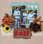 Fall - C'est Magnifique November Kit