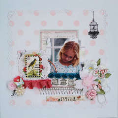 Follow Your Heart - C'est Magnifique July Kit