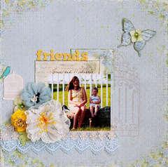 Friends - C'est Magnifique March Kit