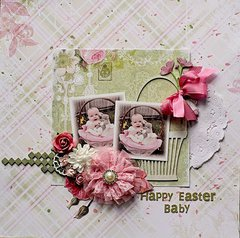 Blue Fern Studios - Happy Easter Baby