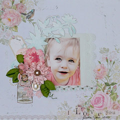 I Love You - C'est Magnifique September Kit
