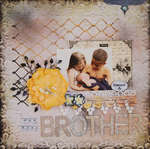 New Baby Brother - C'est Magnifique May Kit