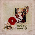 Not So Merry - C'est Magnifique Dec Kit