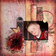 Ryan - C'est Magnifique Nov Kit