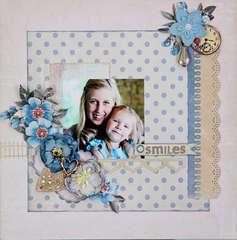 Smiles - C'est Magnifique October Kit