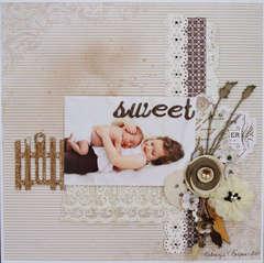 Sweet - C'est Magnifique Kits June