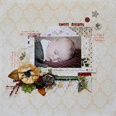 Sweet Dreams - C'est Magnifique Dec Kit