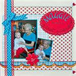 Maggie Meets her Great Grandma