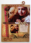 FANCY PANTS DESIGNS - Puppy Love