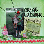 Create Laughter