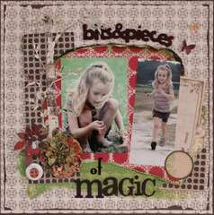 Bits and  Pieces of Magic