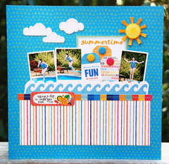 Summertime  **American Crafts**
