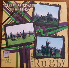 Ashland U. Rugby
