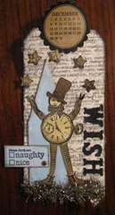 Tim Holtz Twelve Tags of Christmas 2011 - Day 12