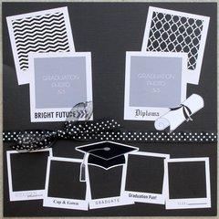 Scrapbook customs/xyron project