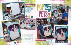 Vol 17 Pg19-20 Pop Art Pets
