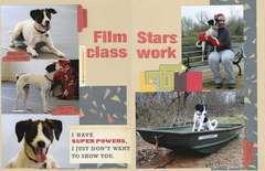 Vol13 Pg 13-14 Film Stars Class Work
