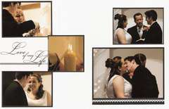 Wedding Album Pg 24-25