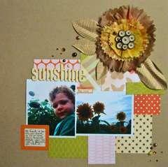 Sunshine *** Pencillines DT