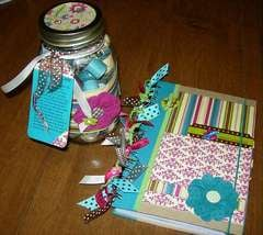 Journal Jar & Altered Journal