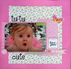 Tu-Tu Cute