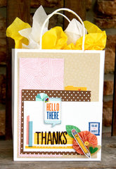 Gift Bag for Teacher  *American Crafts*