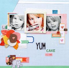 Yum Cake Icing *American Crafts*
