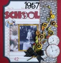'School 1957