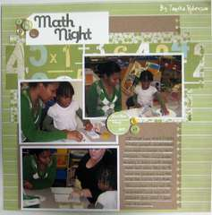 Math Night #27