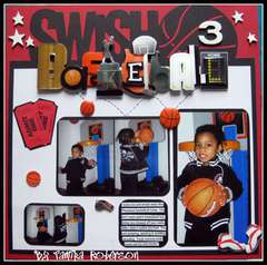 Swish Basketball