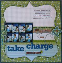 take charge kind of girl
