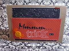 mmmm trick card