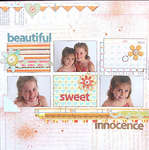 beautiful, sweet, innocence (sassafras challenge)