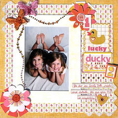 I am 1 Lucky Ducky to Have You 2