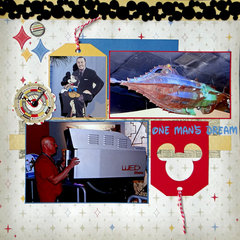 One Man's Dream - Disney Hollywood Studios