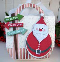 Santa Giftbag