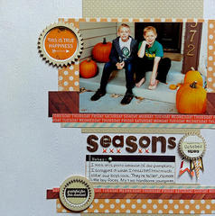 Seasons *Elle's Studio*