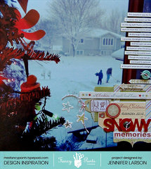 Snowy Memories *Fancy Pants Designs*