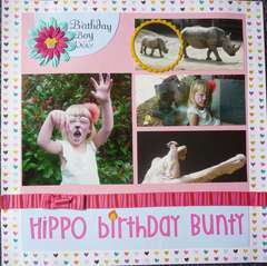 hippo birthday bunty