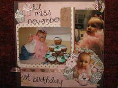 Lil Miss November
