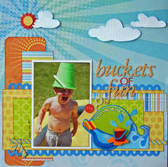 Buckets Of Fun **Cheery Lynn Designs**